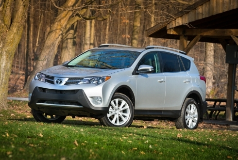 2013 Toyota RAV4 Canadian Pricing Announced general news