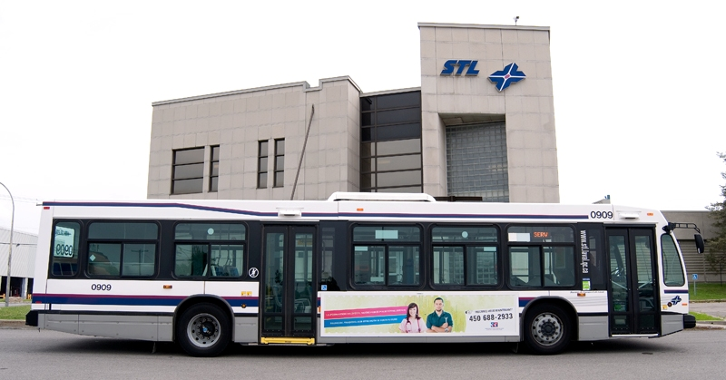 Free Bus Rides For Everyone! (in Laval, that is) general news