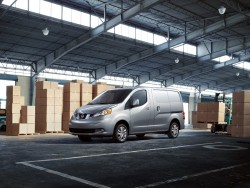 Nissan NV200 to Make Canadian Debut in Montreal general news