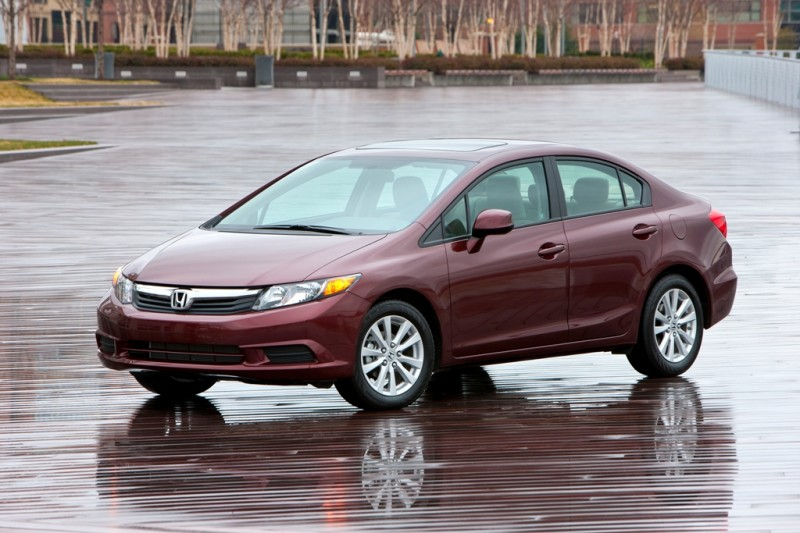 In a Surprise to No One, the Civic is Canadas Best Selling Car for a 15th Straight Year general news
