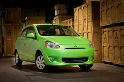 Mitsubishis New Unnamed Subcompact Revealed in Montreal general news