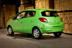 2014 Mitsubishi prototype small car MitsubishiMotor Sales of Canada