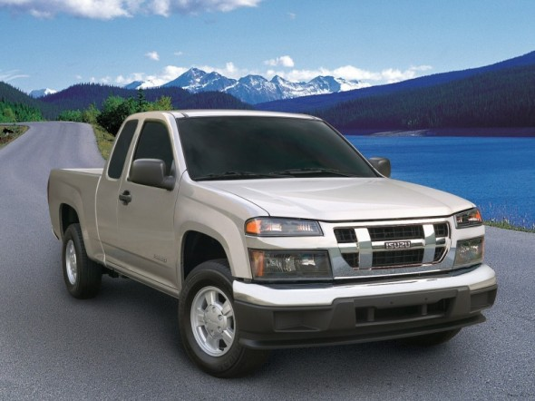 Isuzu And Gm To Co Develop Pickup Truck Autos Ca