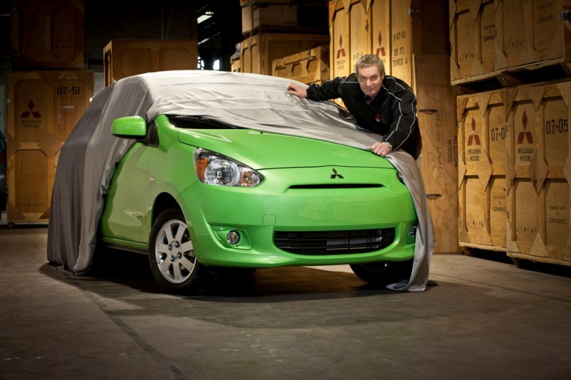 Sub Compact Mitsubishi Ready to Debut in Canada general news