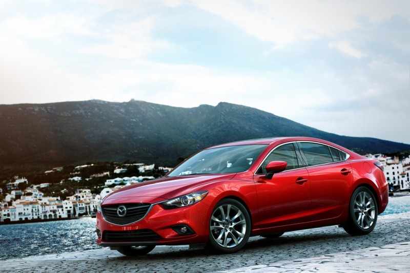 2014 Mazda6 Canadian Pricing Announced general news