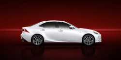 Lexus Releases 2014 IS Photos Ahead of Debut general news