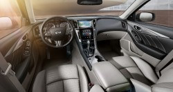 Infiniti Officially Debuts Q50 Sedan 2013 detroit