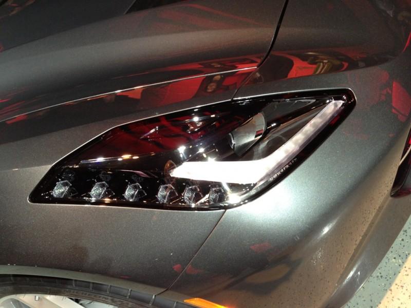 Preview: 2014 Chevrolet Corvette Stingray car previews chevrolet auto shows 2013 detroit 2013 autoshows