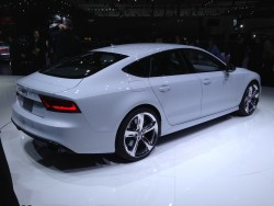 Audi Premieres RS 7 general news 2013 detroit