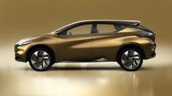 Nissans NAIAS Introductions 2013 detroit 2013 autoshows auto shows general news