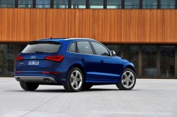 354 hp Audi SQ5 to Hit Showrooms this Fall general news auto shows 2013 detroit 2013 autoshows