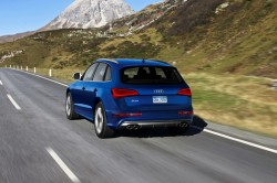 354 hp Audi SQ5 to Hit Showrooms this Fall 2013 autoshows