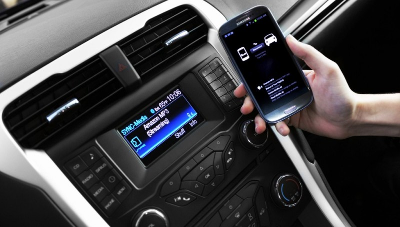 Ford Adds New SYNC AppLink Partnerships  general news