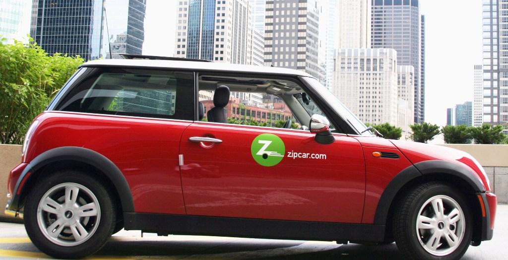 zipcar introduces  annual fee access plan autosca