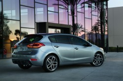 Kia Adds 201 hp to the All New Forte 5 Door general news