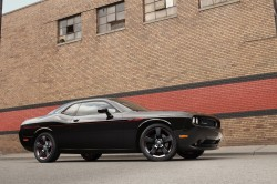 Dodge to Introduce Challenger R/T Redline in Chicago general news