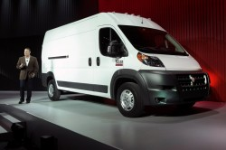 Ram ProMaster Commercial Van Introduced in Chicago general news