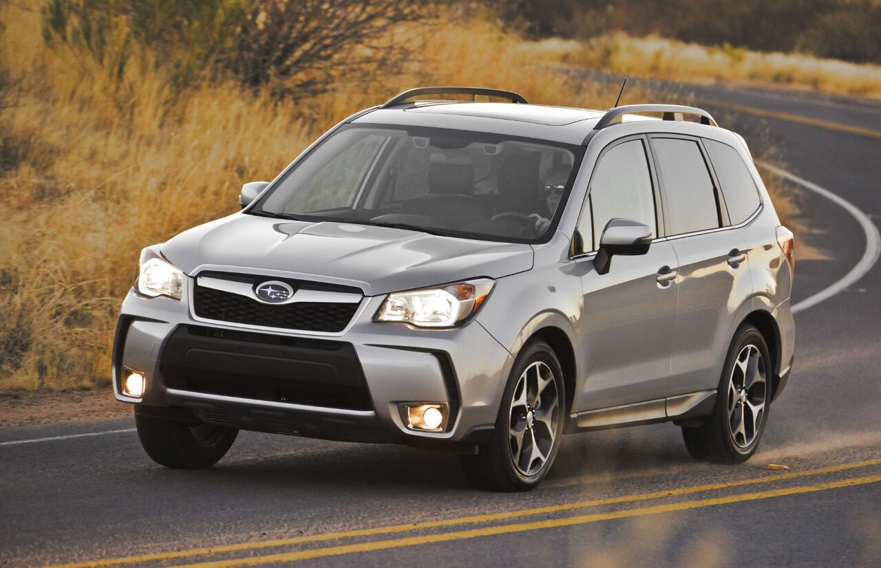 all new all wheel drive subaru forester gets priced for 2014. Black Bedroom Furniture Sets. Home Design Ideas
