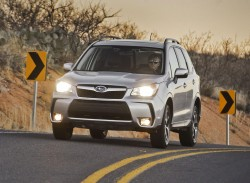 All new all wheel drive Subaru Forester gets priced for 2014 general news