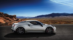 Alfa Romeo to return to NA market with 4C Launch Edition 2013 autoshows