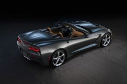 Corvette Stringray Convertible brings hot apple pie to Geneva 2013 autoshows