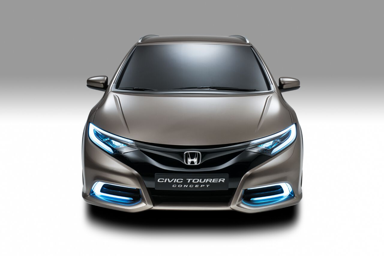 Honda Civic Tourer Is The Wagon We Aren T Allowed To Have Autos Ca