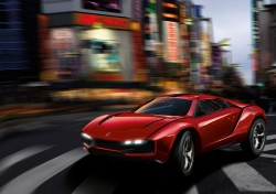 Italdesign Giugiaro Parcour is a Paris to Dakar Lambo 2013 autoshows