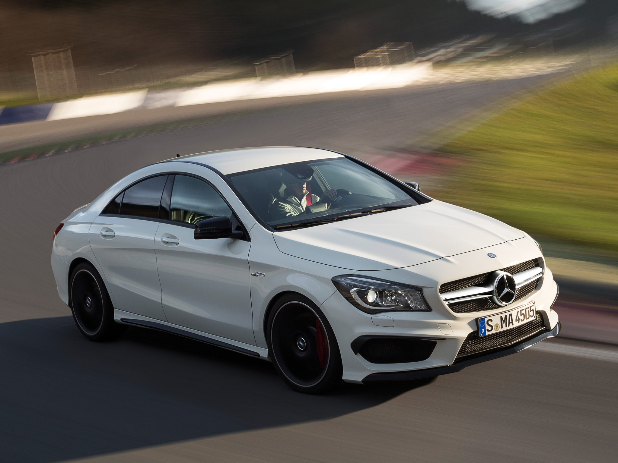 2014 mercedes benz cla45 amg this is it. Black Bedroom Furniture Sets. Home Design Ideas