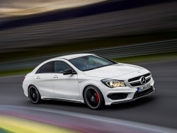 2014 Mercedes Benz CLA45 AMG   This is it! general news