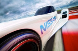 Nissan to Attack Le Mans with Electrified Deltawing Racer general news auto news