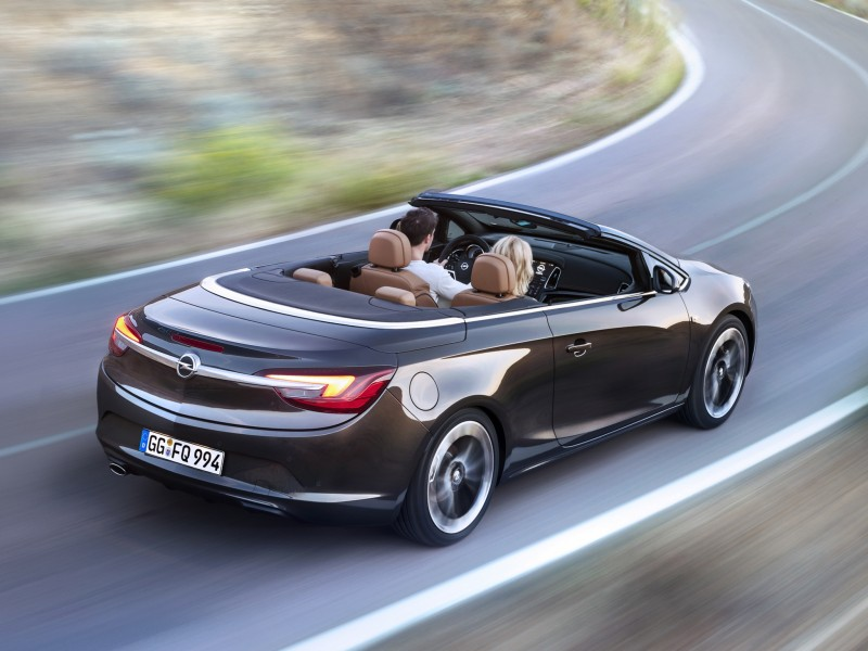 2016 Buick Cascada All But Certain For North America general news auto news
