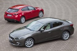 Mazda3 Sedan Fully Revealed Thanks to Top Gear Russia general news auto news