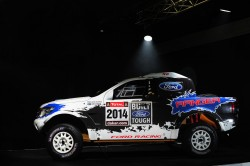 Ford Confirms Participation in 2014 Dakar