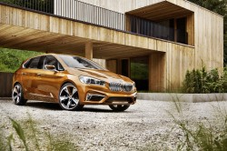BMW Previews Concept Active Tourer Outdoor general news auto news