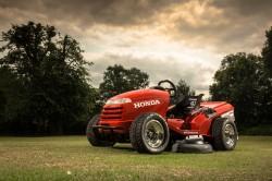 Honda UKs Mean Mower is 109 hp of Lawn Mowing Mayhem general news auto news