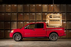 Nissan to Equip Next-Generation Titan Pickup
