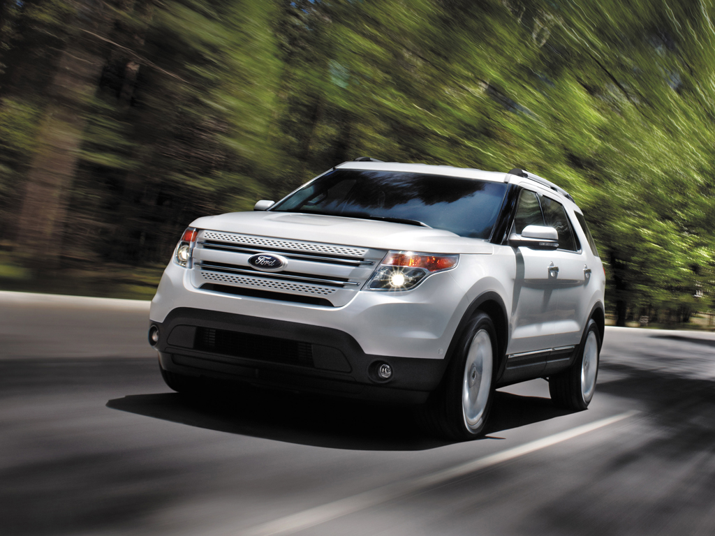 ford recalls explorer flex taurus plus lincoln mks and mkt over parking br. Cars Review. Best American Auto & Cars Review