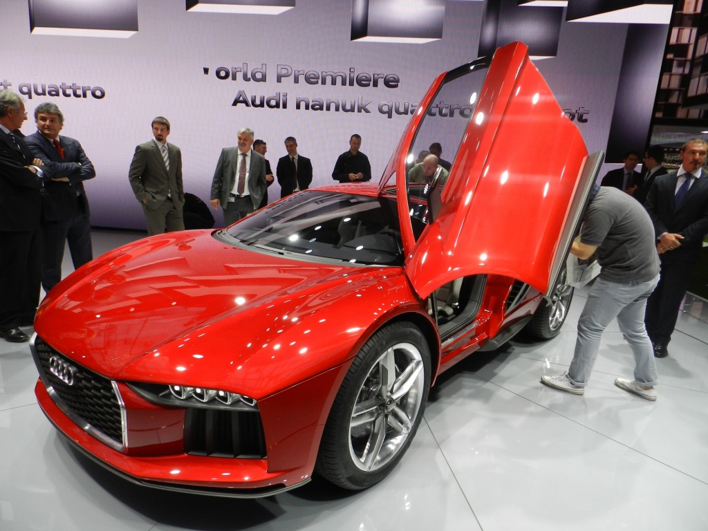 Audi Nanuk concept