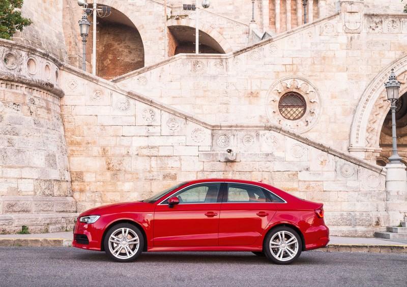 Audi Prices 2015 A3 Sedan TDI Starting At $34,900 general news auto news
