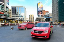 Dodge Grand Caravan '??Canstruction'?ù Project