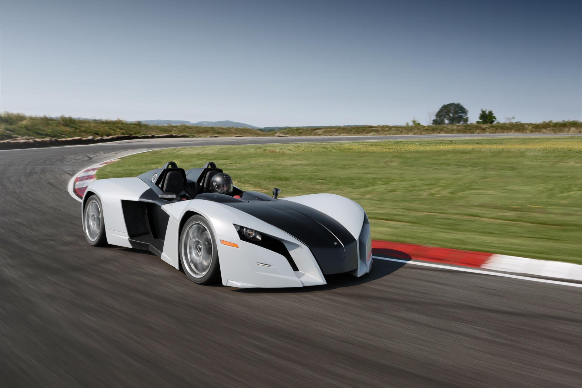 Magnum Cars Unwraps Street Legal Mk5 Track Special Autos Ca