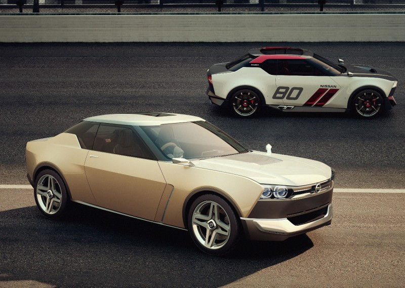RUMOUR MILL: Nissan To Remove Retro Charm From IDx For Production general news auto news
