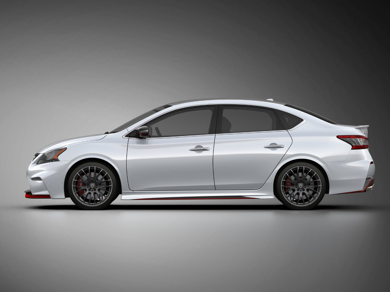 La Auto Show Nissan Sentra Nismo Concept Is Se R In New