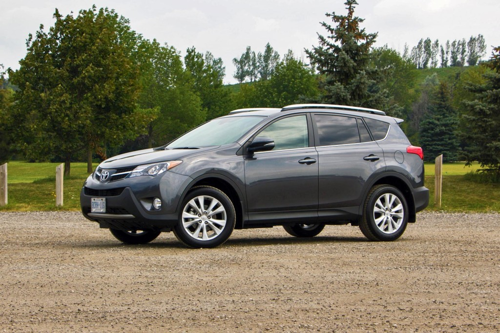 2013 Toyota Rav4 Awd Limited Autos Ca