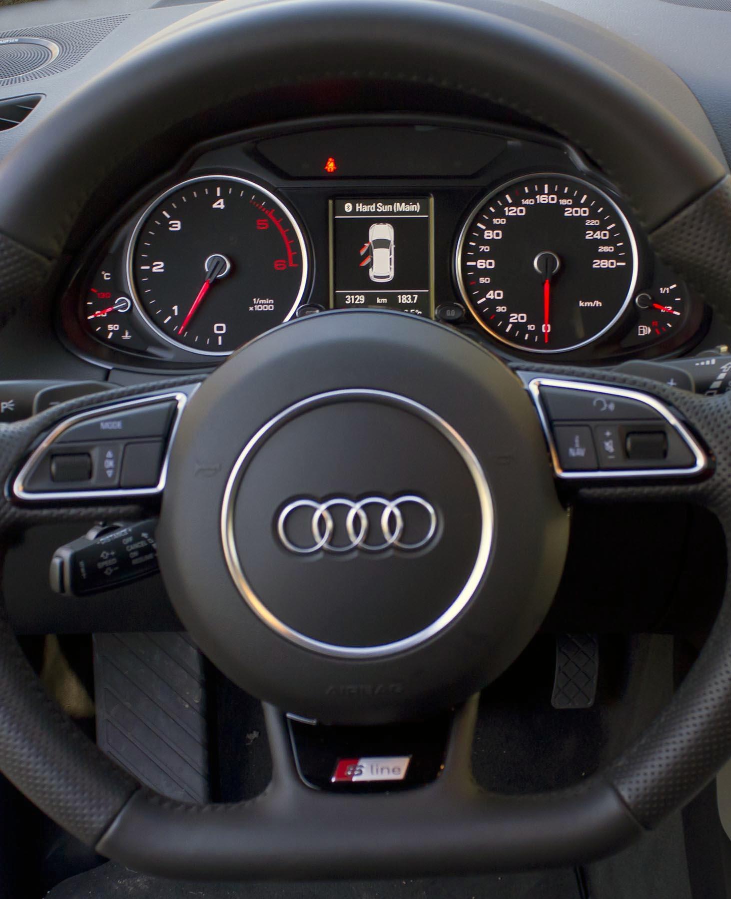 2014 Audi Q5 TDI Technik