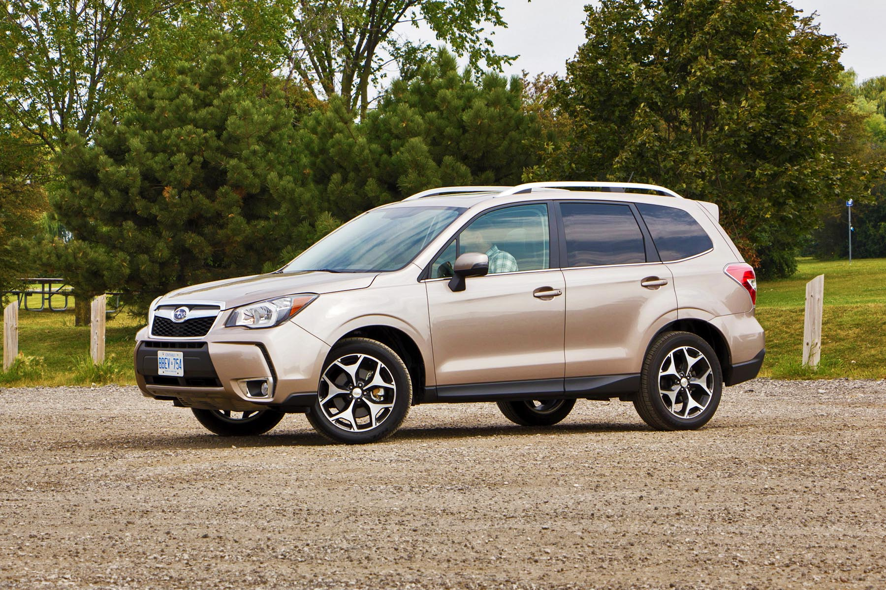 2014 Subaru Forester Xt Limited Autos Ca