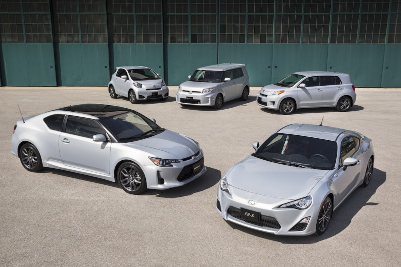 Scion About To Undergo Massive Model Overhaul general news auto news