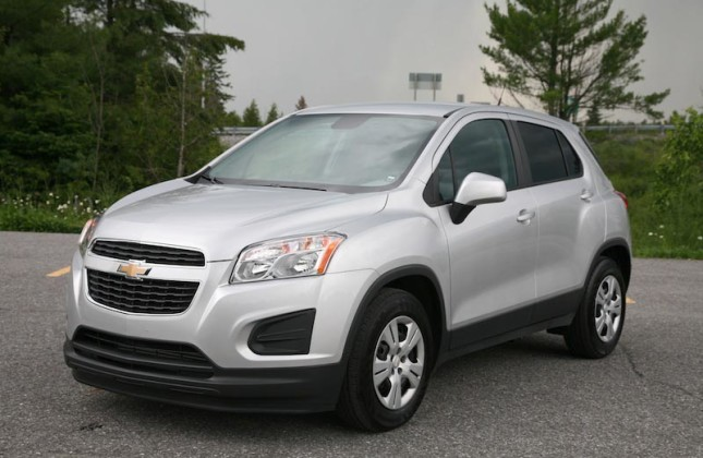 day-by-day review: 2013 chevrolet trax - autos.ca