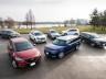 Comparison Test: Mid size Crossover SUVs nissan mazda kia hyundai hybrids gmc ford dodge car comparisons