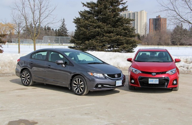 nissan sentra vs toyota corolla vs honda civic autos post